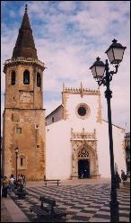 Tomar square