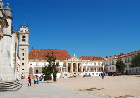 Universidade, Coimbra