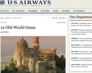 US Airways - Sintra