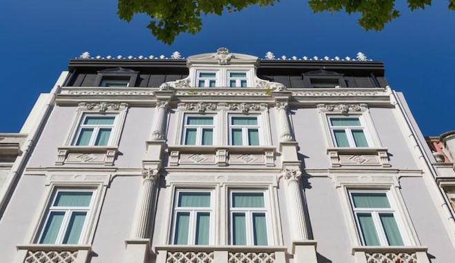 Valverde Hotel, Lisbon