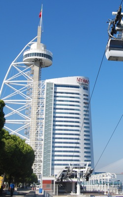 Vasco da Gama Tower
