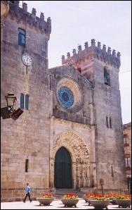Viana do Castelo's Parish Church