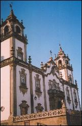 Misericordia Church in Viseu