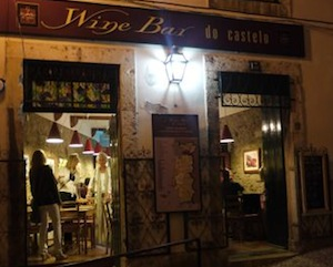 Wine Bar do Castelo Bar, Lisbon