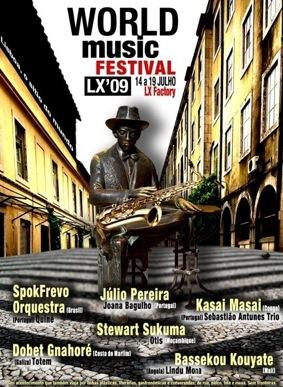 Lisbon's World Music Festival