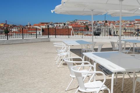 Zambeze Restaurant, Lisbon
